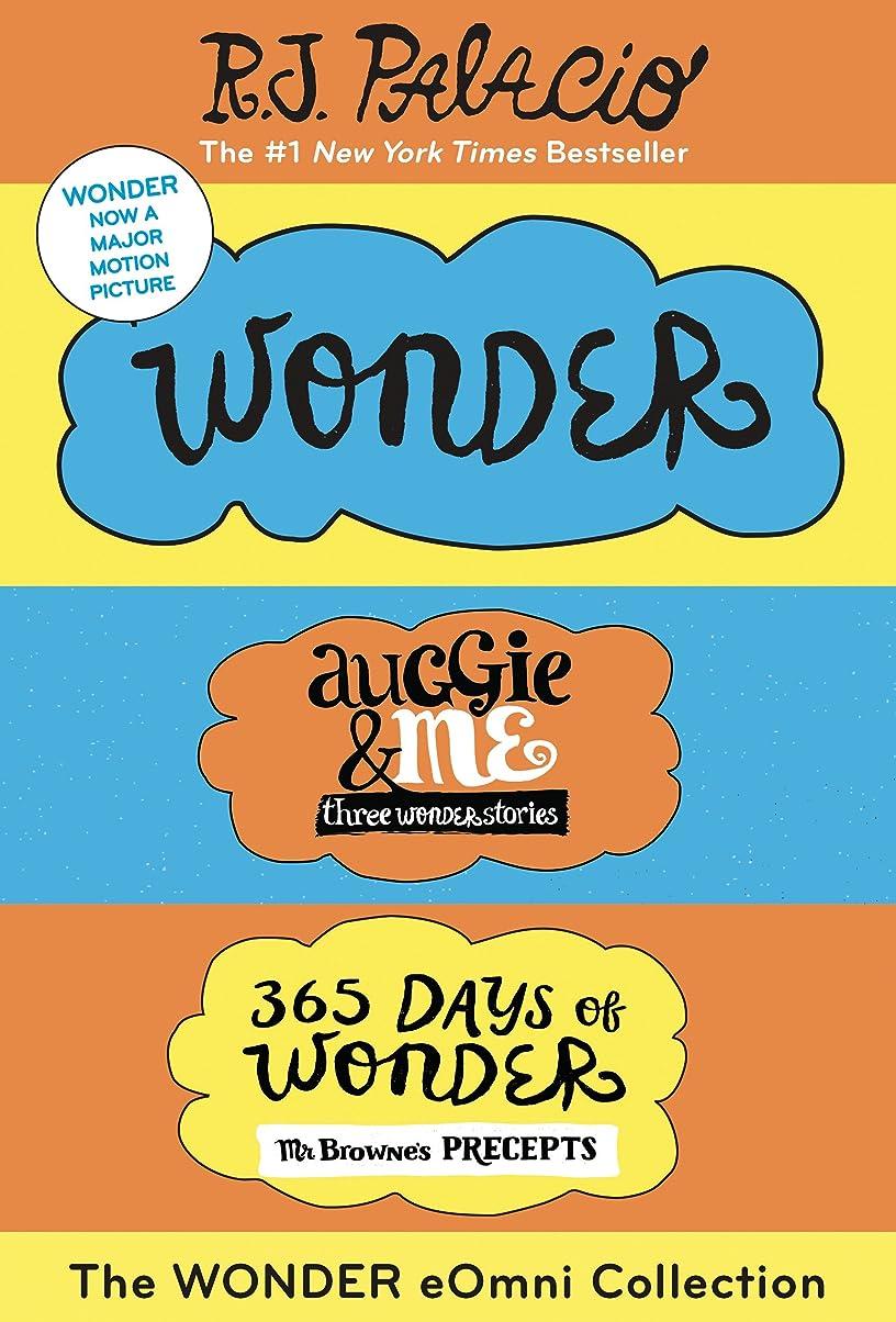 感謝するみがきます印象派The Wonder eOmni Collection: Wonder, Auggie & Me, 365 Days of Wonder (English Edition)