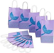 Mermaid Mermaids Party Bags 8 PK Mitgebsel Child/'s Birthday Motto Party