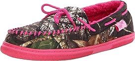Mossy Oak Moccasin Slippers