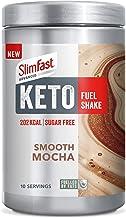 SlimFast Advanced Keto Fuel Shake Smooth Mocha 350 g – 6 Count Estimated Price : £ 14,99