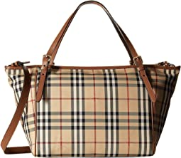 Burberry Kids - Tote Diaper Bag