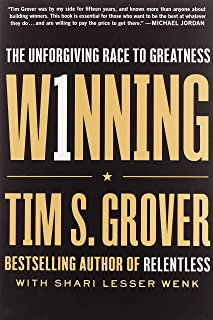 Winning: The Unforgiving Race to Greatness