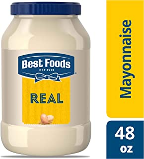 Best Foods Creamy Real Mayonnaise, Gluten Free Kosher, 48 oz