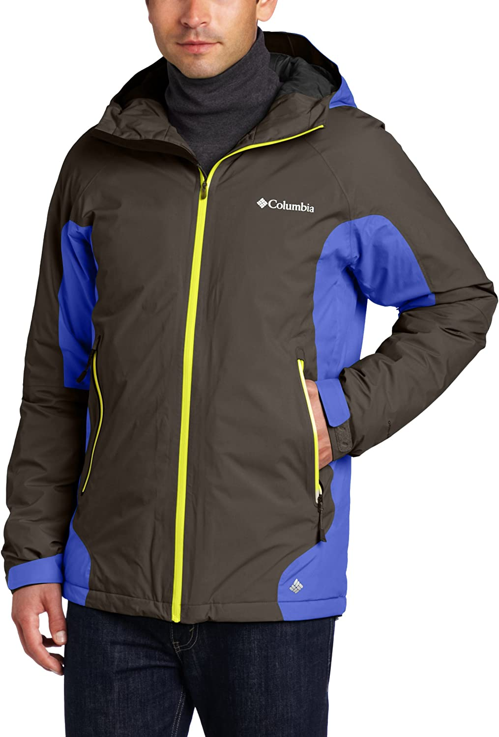Columbia Men's In The Light Jacket, Buffalo, Large