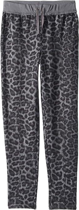 Leopard Print Joggers (Big Kids)