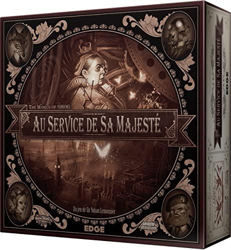 Asmodee ubiws01 The World of Smog im Dienste Ihrer Majest