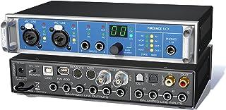 RME USB FireWire オーディオインターフェイス Fireface UCX