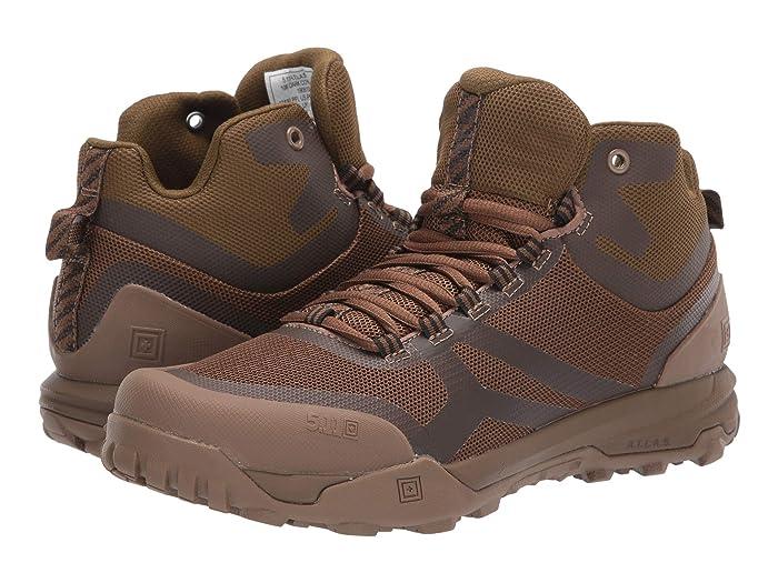5.11 Tactical  A.T.L.A.S Mid (Dark Coyote) Mens Shoes