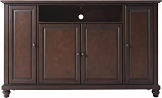 Crosley Furniture Cambridge 60-inch TV Stand - Vintage Mahogany