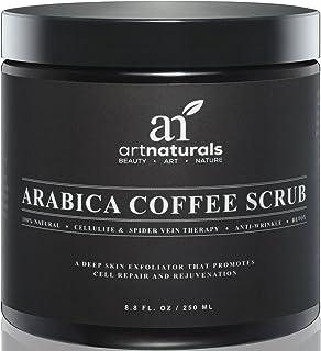 Crema Anti-Celulitis Y Anti-Estrias a Base De Cafe Organico Natural - Bote