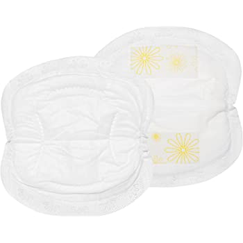 Medela Nursing Pads, Pack of 30 Disposable Breast Pads, Excellent Absorbency, Leak Protection,  Double Adhesive Keeps Pads in Place