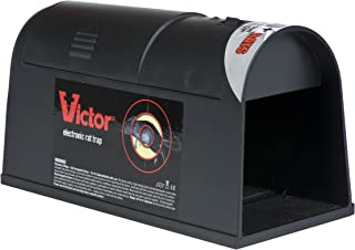 Victor Electronic Rat Trap - Reusable, Easy to Bait Rat Trap