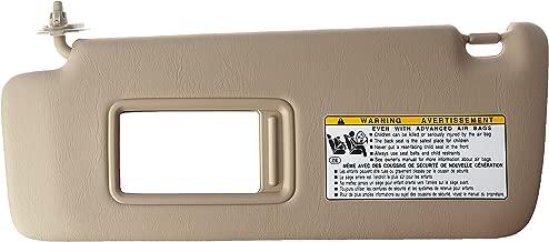 TOYOTA Genuine 74320-48260-A0 Visor Assembly