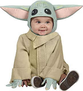 Star Wars Baby Mandalorian the Child Costume, As Shown, Infant