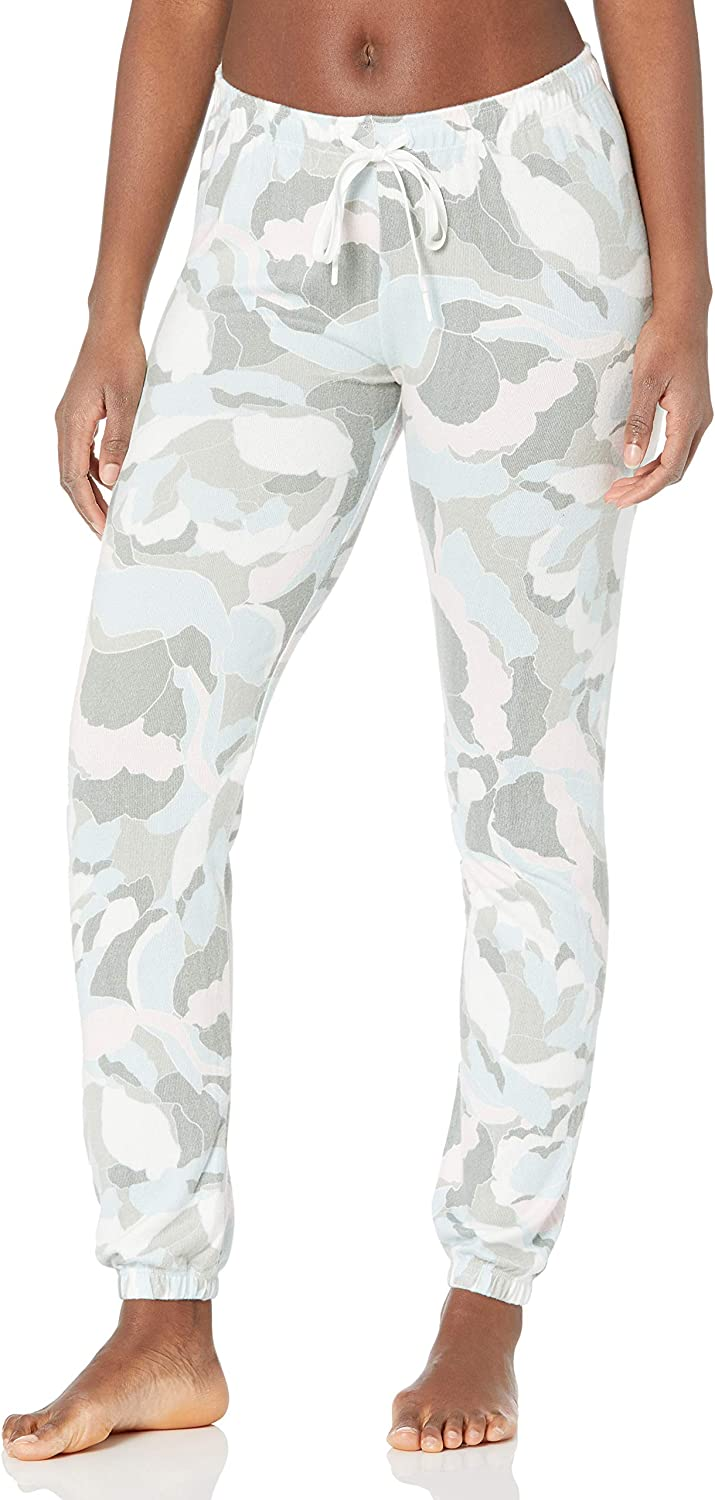 P.J. Salvage Financial sales sale Women's Loungewear Camo Ranking TOP13 Banded Bloom Pant
