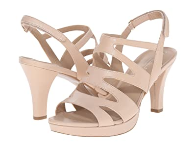 Naturalizer Pressley (Taupe Leather) High Heels