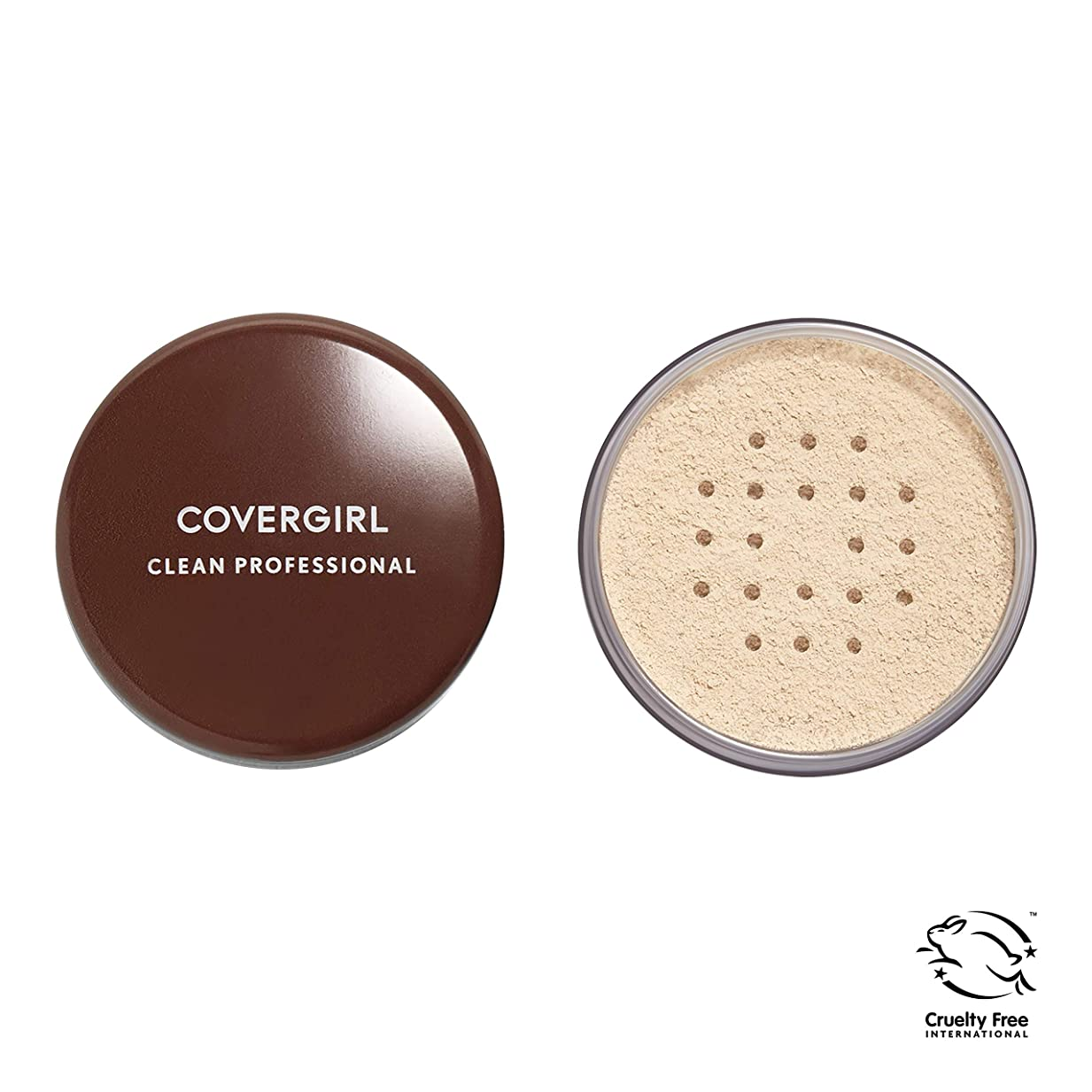 環境に優しいご飯ドメインCOVERGIRL Professional Loose Powder - Translucent Fair 105 (並行輸入品)