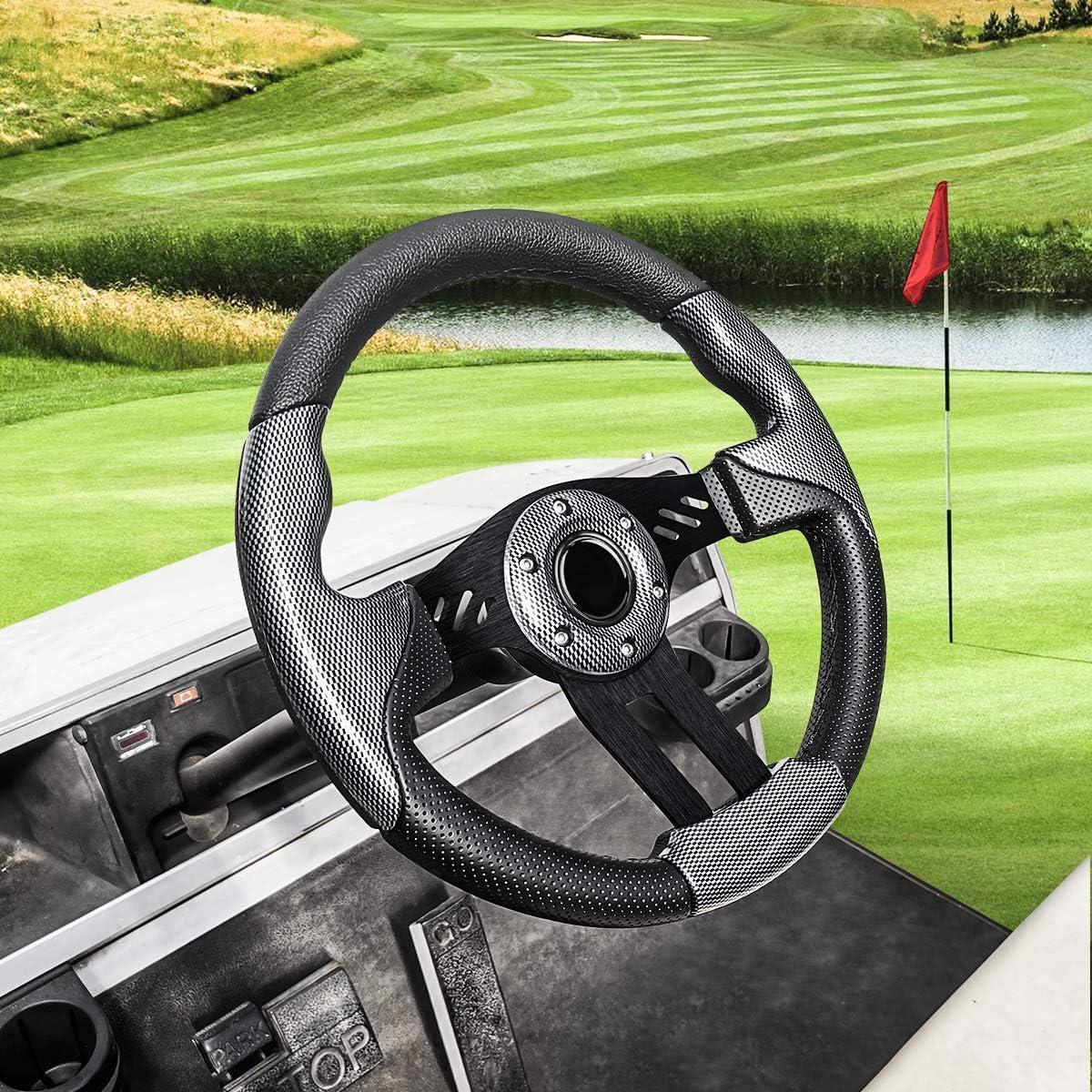 Club Car Accessories (Buying Guide 2021) - Steering Wheels