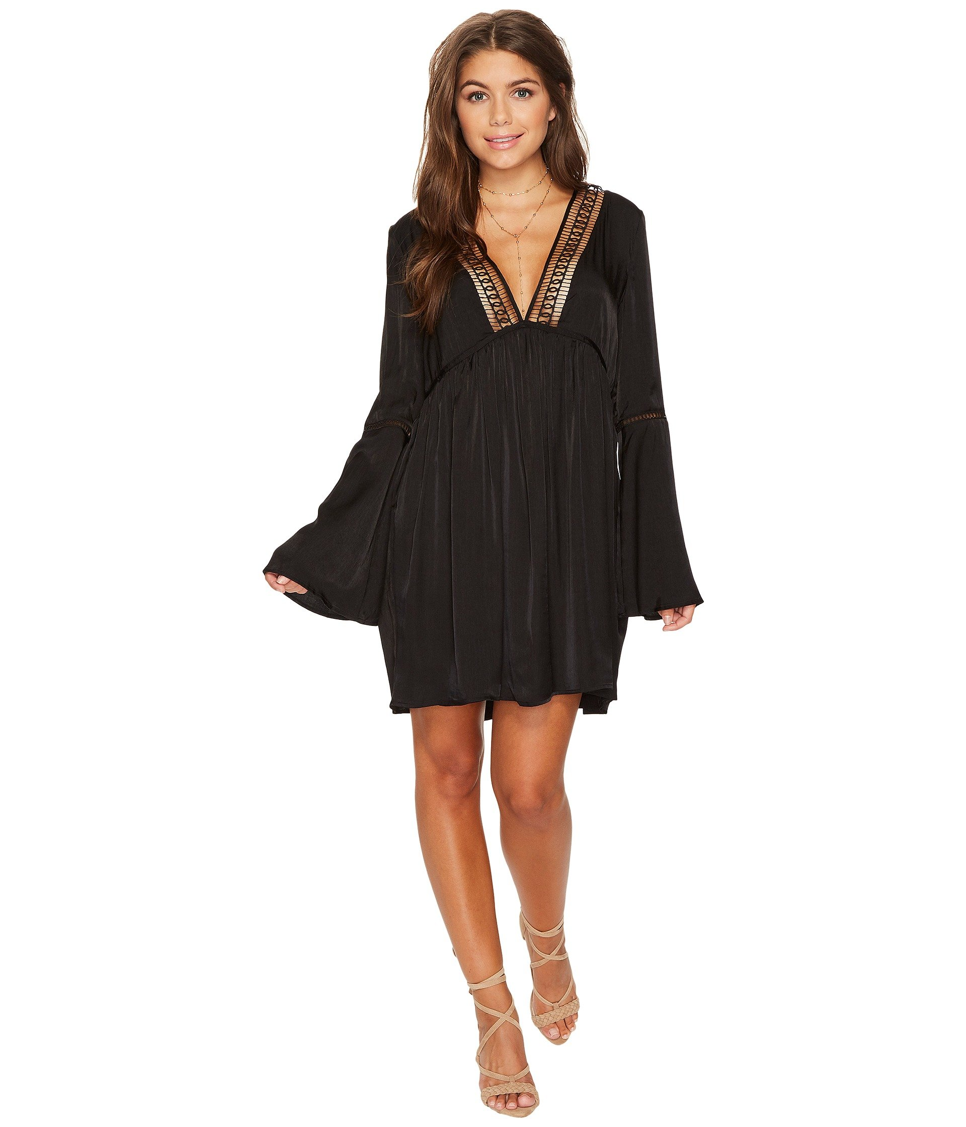 THE JETSET DIARIES Whistler Tunic, Black