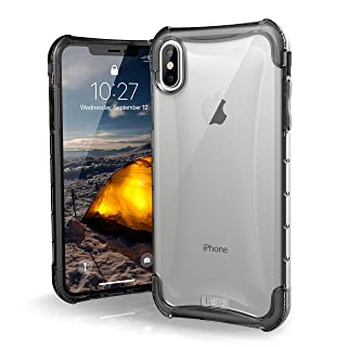URBAN ARMOR GEAR UAG iPhone Xs Max [6.5-inch Screen] Plyo Feather-Light Rugged [Ice] Military Drop Tested iPhone Case