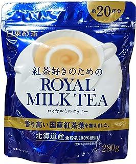 Nitto Kocha Instant Royal Milk Tea 280g