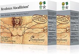 Revolution Macalibrium - Natural Concentrated Gelatinized Maca Supplement to Support Men's Hormone Health, Energy, Strengt...