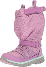 Stride Rite Kids' Boy's and Girl's Machine Washable Snow Boot