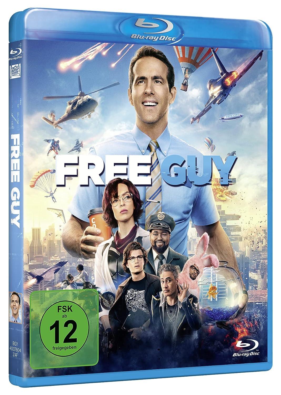 Free Guy [Blu ray]