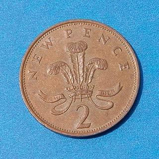 1980 queen elizabeth coin