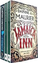 Virago Modern Classics Series Daphne Du Maurier 3 Books Collection Set (Rebecca, Jamaica Inn, Frenchman's Creek)