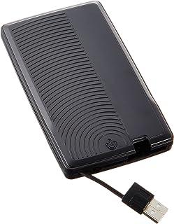 玄人志向 2.5インチ HDDケース USB2.0 ケーブルを本体収納 専用ポーチ付き 簡単組み立て GW2.5SC-SU2