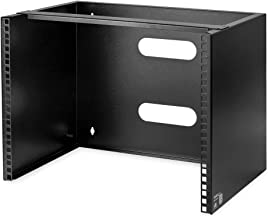 StarTech.com 8U Wall Mount Patch Panel Bracket - 12 inch Deep - 19