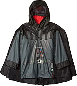 Western Chief Kids - Star Wars Darth Vader Rain Jacket (Toddler/Little Kids)
