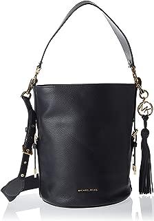 Michael Kors Bucket Bag for Women-Black