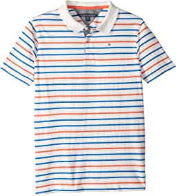 Stripe Polo (Big Kids)