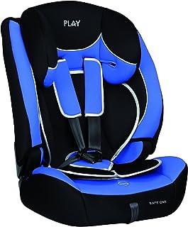 Play Safe One, Silla de coche grupo 1/2/3, azul