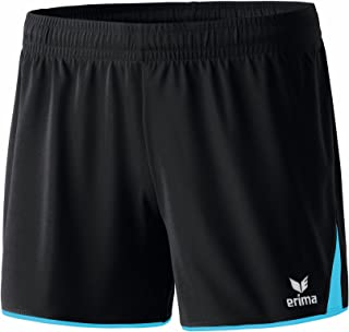 Erima–Pantaloncini da Donna 5-Cubes, Senza Interno Slip