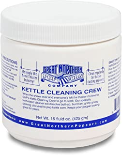4121 Great Northern Popcorn Kettle Cleaning Crew Popcorn Popper Kettle Cleaner