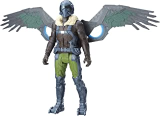Marvel Spider-Man: Homecoming Electronic Vulture, 12-inch