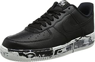 Mens Air Force 1 Low LV8 Marble Basketball Shoes