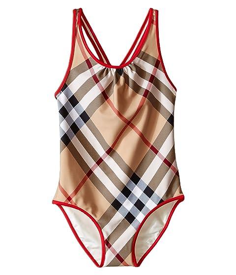 Burberry Kids Beadnell Swimsuit (Little Kids/Big Kids)