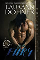 Fury (New Species Book 1) Kindle Edition