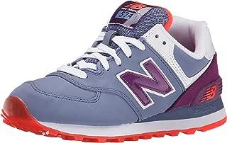 New Balance Women's WL574 Glacial Pack Running Shoe