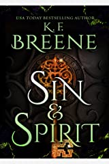 Sin & Spirit (Demigods of San Francisco Book 4) Kindle Edition