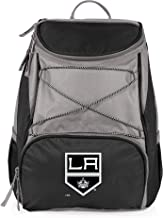 NHL Los Angeles Kings PTX Insulated Backpack Cooler, Black
