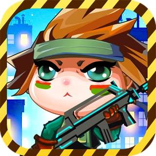 CLASH OF CUTE 2 : Boom Babes Girl Run - from Panda Tap Games