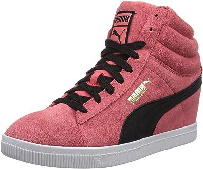 Amazon.com   PUMA Women's Classic Wedge Sneaker   Fashion Sneakers