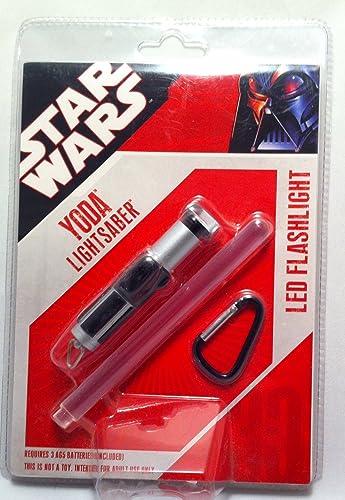Star Wars Lampe  Sabre Laser Yoda