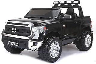 RIRICAR Toyota Tundra XXL, Negro, Producto BAJO Licencia, co