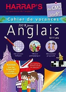Cahier de vacances anglais du CM2 à la 6e